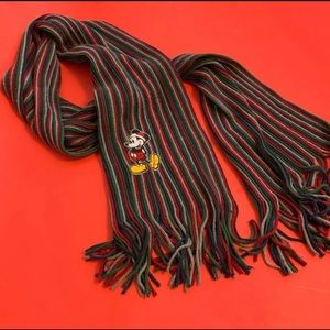 Disney Mickey Mouse scarf